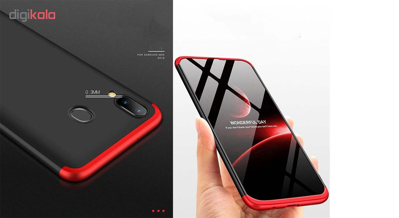 کاور تاپیکس مدل Hard مناسب برای گوشی موبایل سامسونگ Galaxy A30 main 1 4