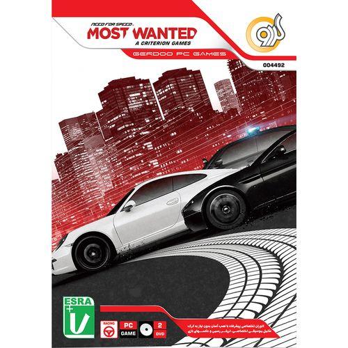 بازی گردو Need For Speed Most Wanted مخصوص PC