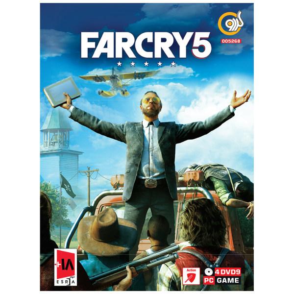 بازی گردو Far Cry 5 مخصوص PC