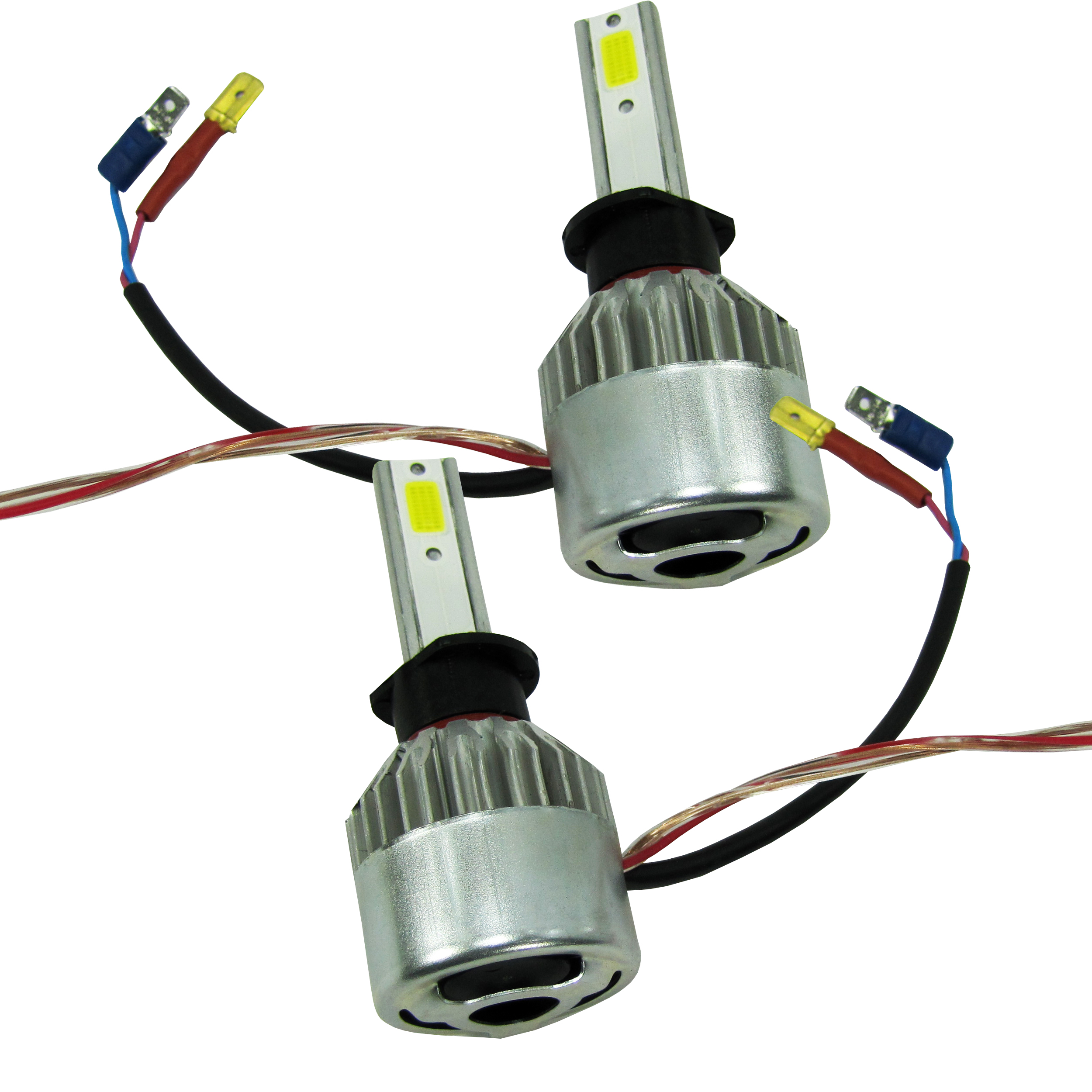 هدلایت لامپ خودرو G2 مدل H1 بسته 2 عددی