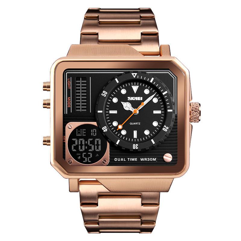 ساعت مچی عقربه ای مردانه اسکمی مدل 1392R