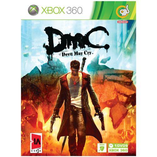 بازی گردو DmC: Devil May Cry مخصوص XBOX 360