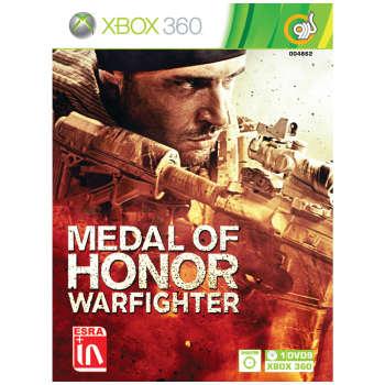 بازی گردو Medal of Honor Warfighter مخصوص XBOX 360