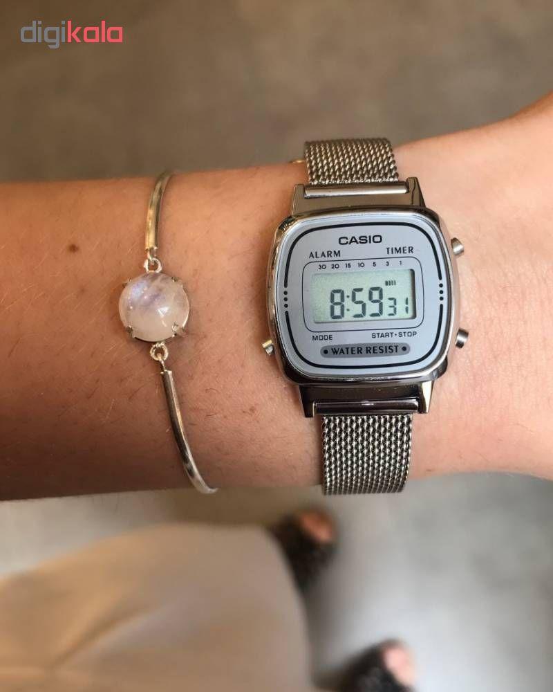 ساعت مچی دیجیتال زنانه کاسیو مدل LA670WEM-7DF