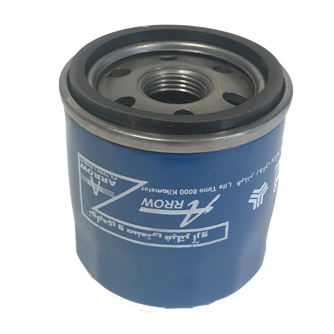 فیلتر روغن خودرو آرو کد 50735 مناسب برای گروه سایپا