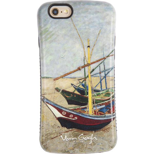 کاور طرح قایق های روی دریا ون گوگ مناسب برای گوشی موبایل اپل iPhone 6 Plus/6S Plus