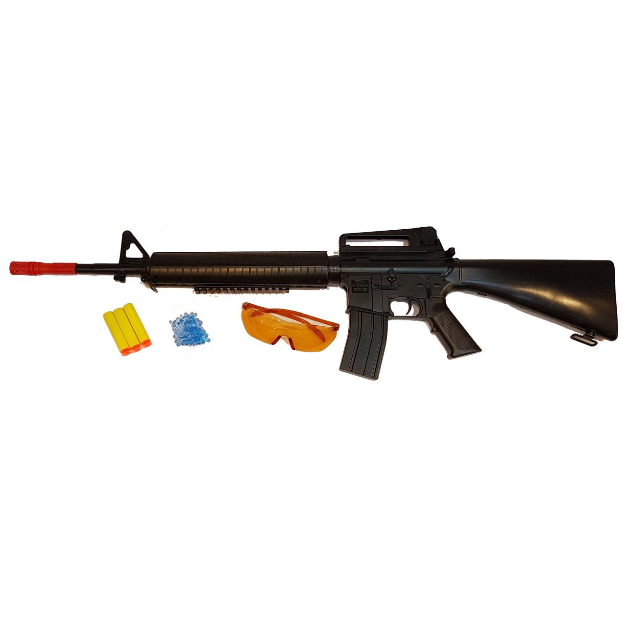 تفنگ اسباب بازی مدل M16DA
