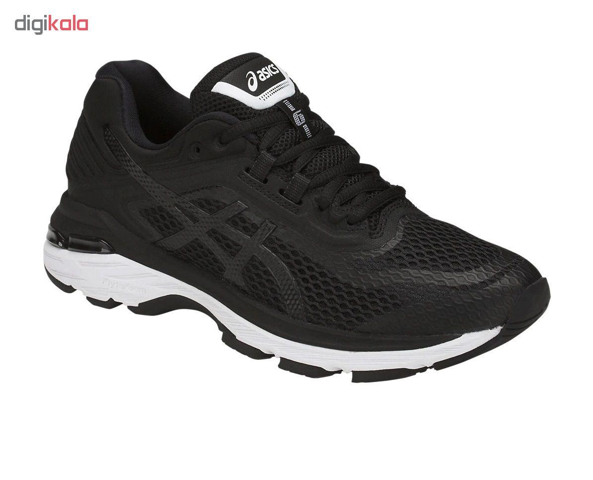 کفش مخصوص پیاده روی زنانه اسیکس مدل  T855N-9001 1