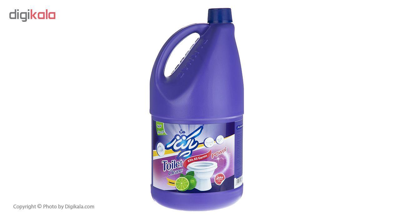 مایع جرمگیر سطوح بهداشتی پاکناز مدل Lemon مقدار 3900 میلی لیتر main 1 1