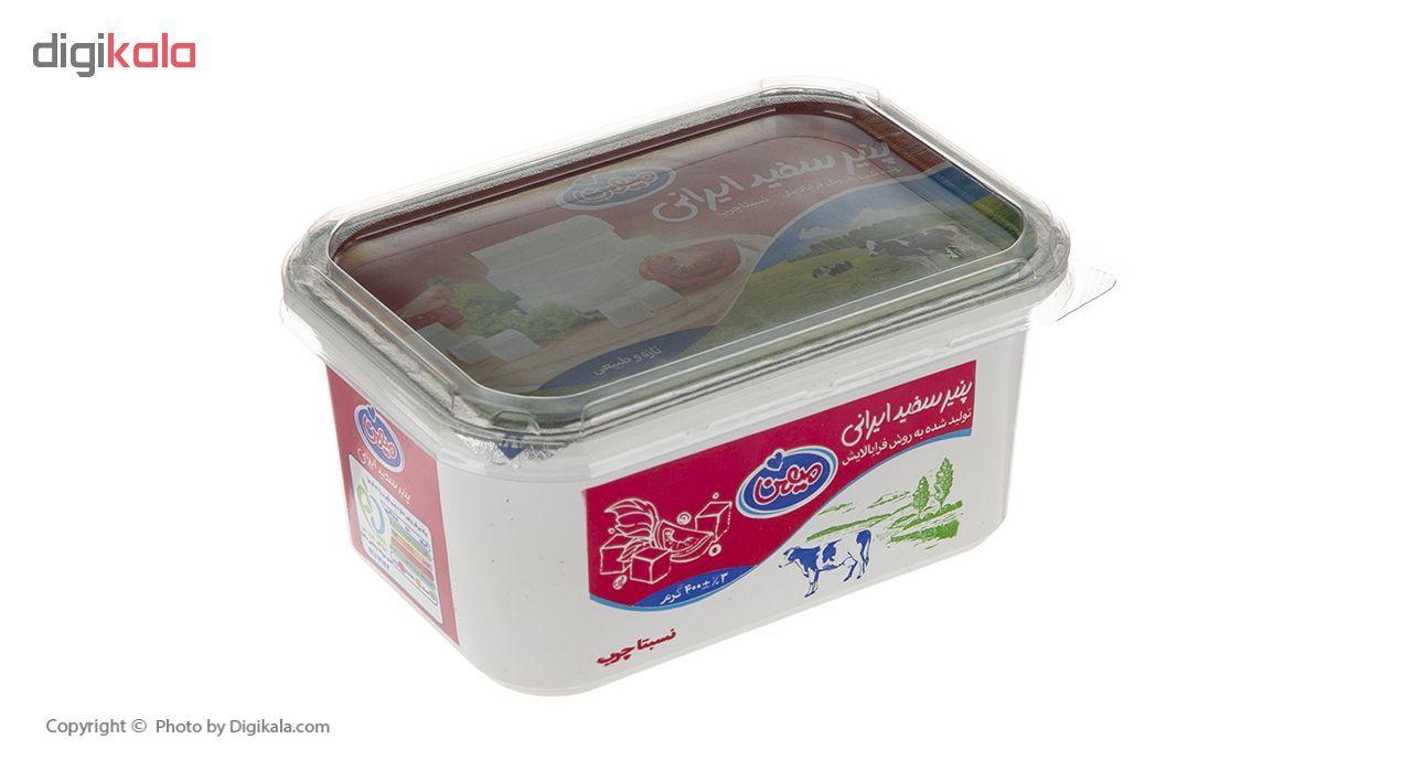 پنیر سفید ایرانی میهن وزن 400 گرم main 1 1