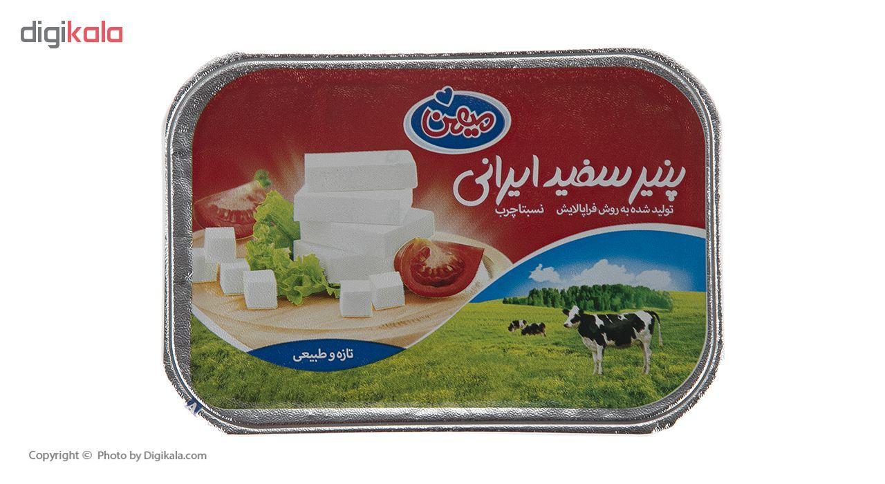 پنیر سفید ایرانی میهن وزن 400 گرم main 1 2