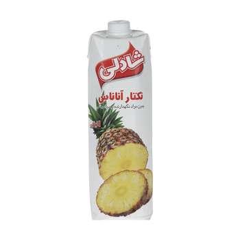نکتار آناناس شادلی حجم 1 لیتر