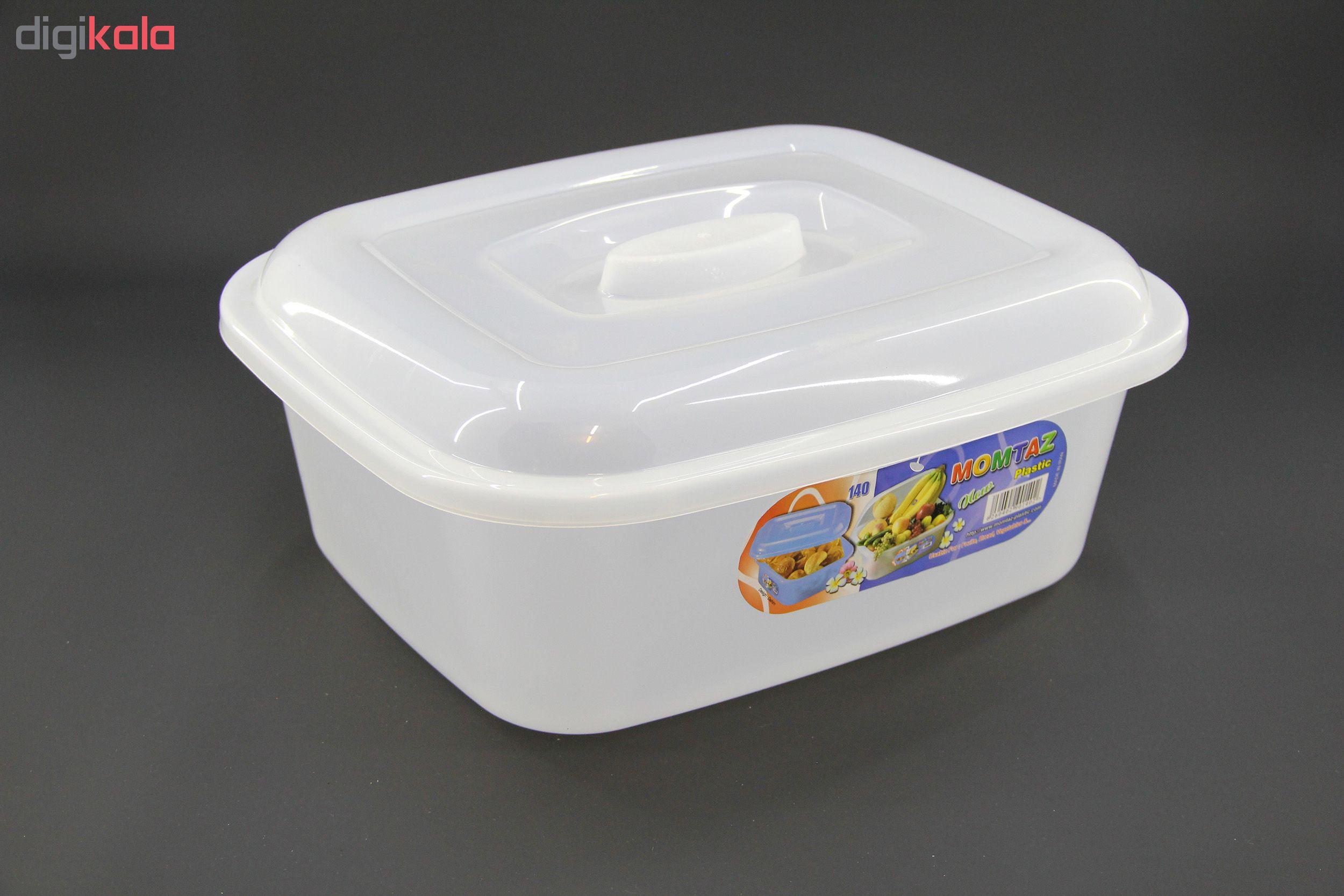 ظرف نان ممتاز پلاستیک مدل 140 ظرفیت ۸ لیتری