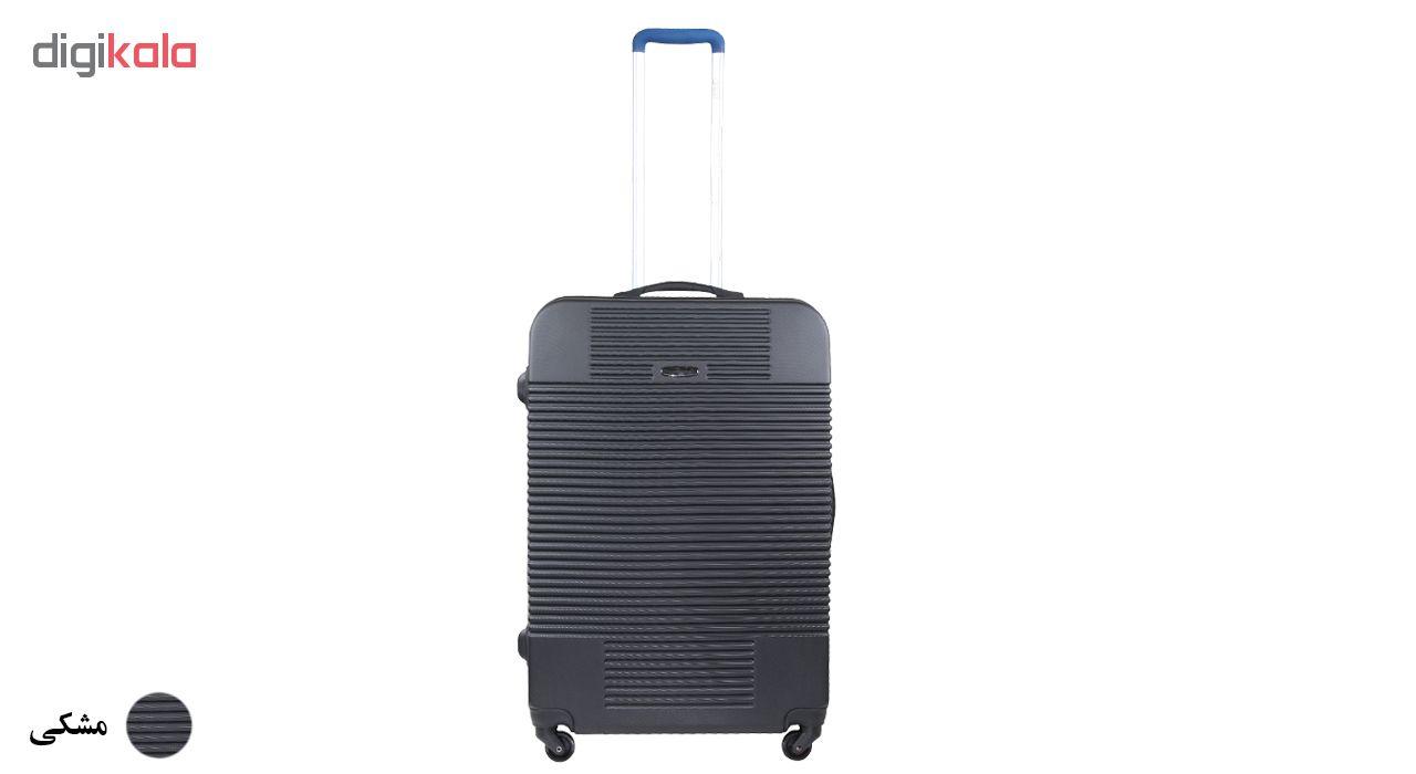 چمدان رُزانا  مدل 01801020 سایز بزرگ