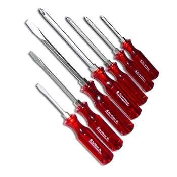 مجموعه 7 عددی پیچ گوشتی اس تی ای مدل 7GT-CV