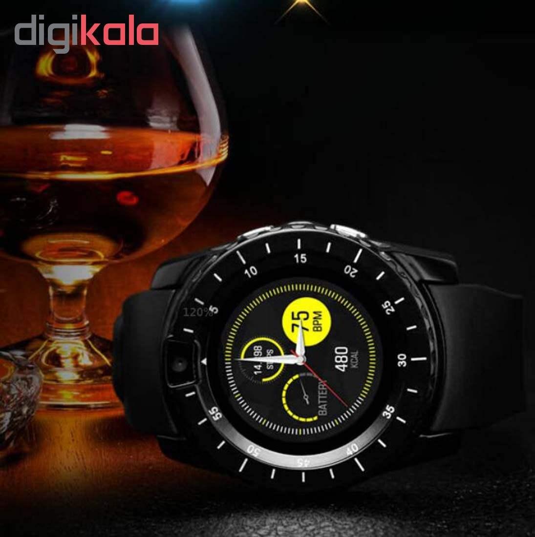 ساعت هوشمند ورنا مدل V88 main 1 7
