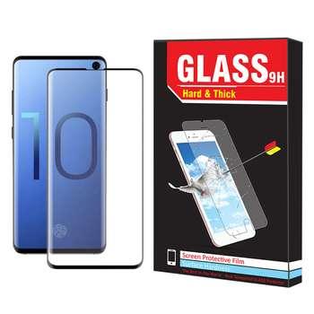 محافظ صفحه نمایش Hard and thick مدل tpu مناسب برای گوشی موبایل سامسونگ Galaxy S10