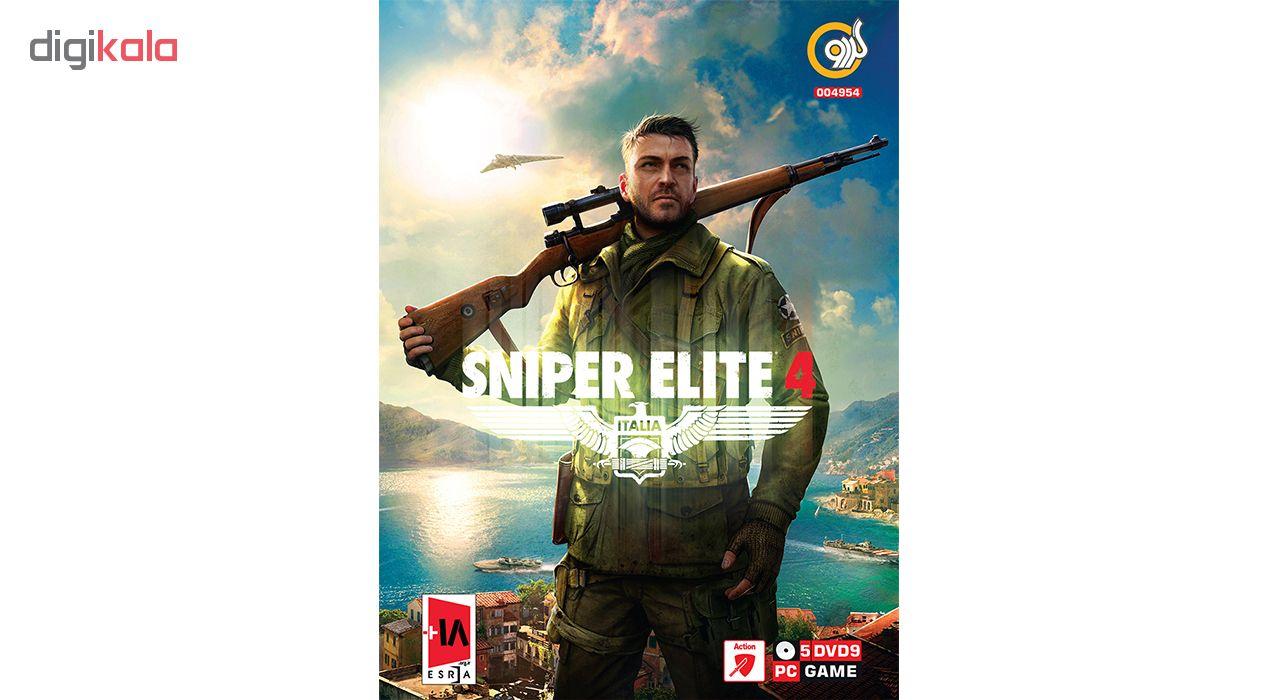 بازی Sniper Elite 4 گردو مخصوص PC