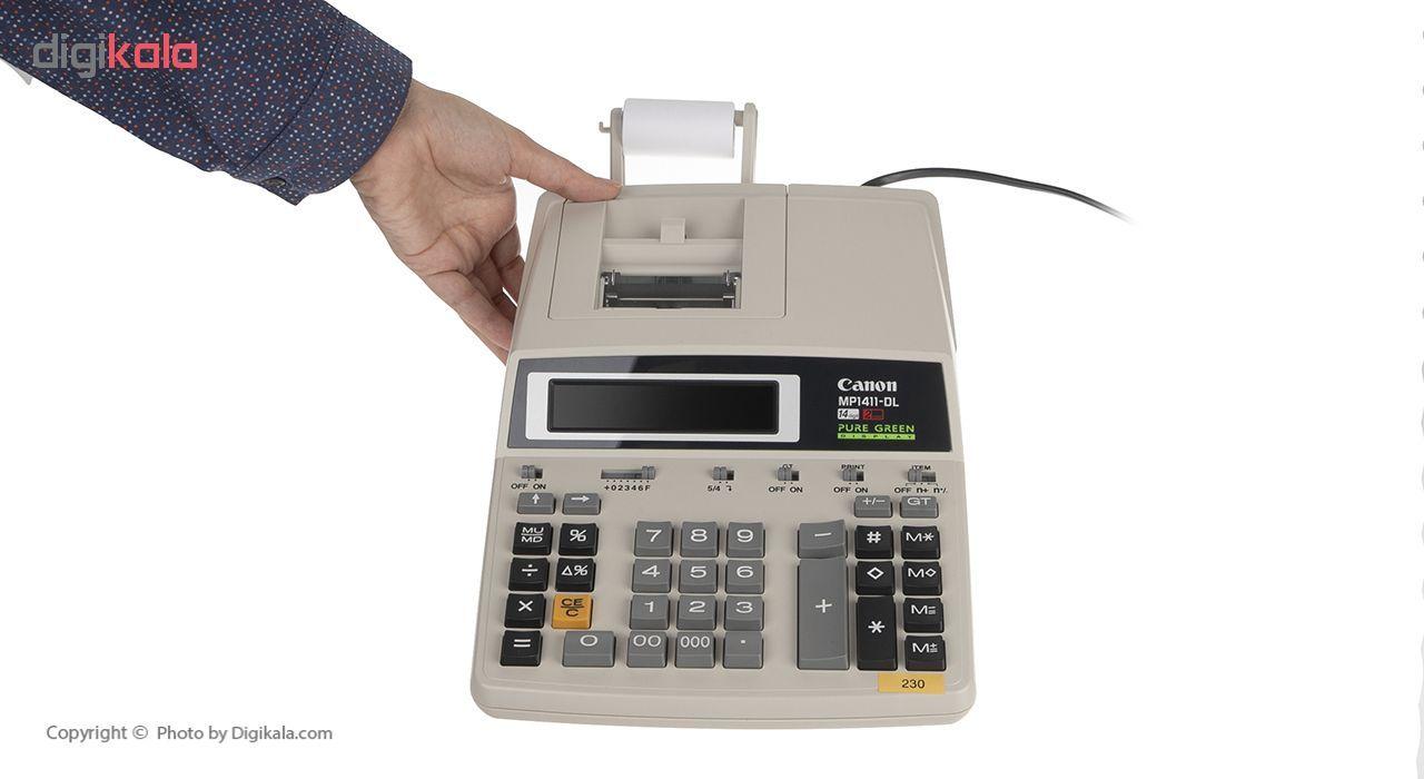 ماشین حساب کانن مدل MP1411-DL main 1 7
