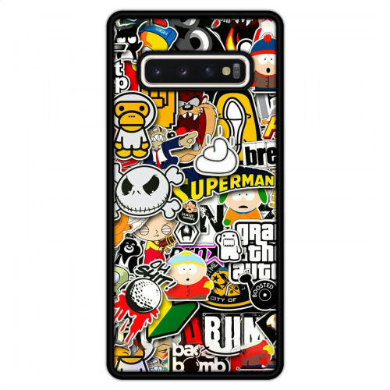 کاور آکام مدل AS10P0056 مناسب برای گوشی موبایل سامسونگ Galaxy S10 plus
