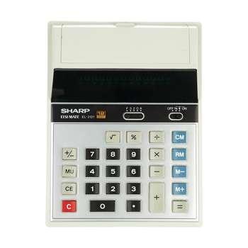 ماشین حساب شارپ مدل EL-2121
