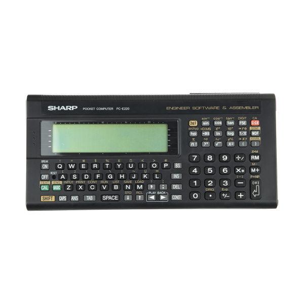 ماشین حساب  شارپ مدل PC-E220