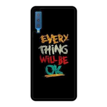 کاور آکام مدل Aa70058 مناسب برای گوشی موبایل سامسونگ Galaxy A7 2018
