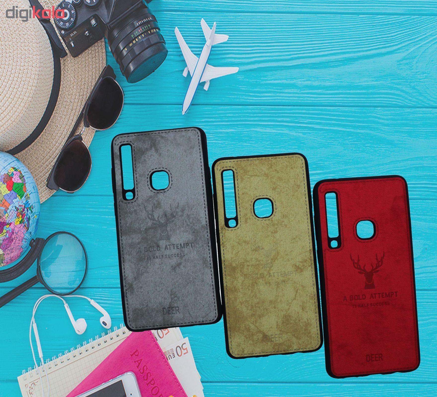 کاور مدل 01-De مناسب برای گوشی موبایل سامسونگ Galaxy A9 2018 main 1 2