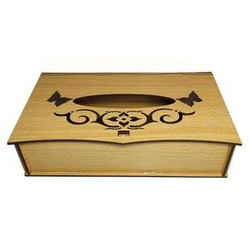 جعبه دستمال کاغذی کد Pd-003