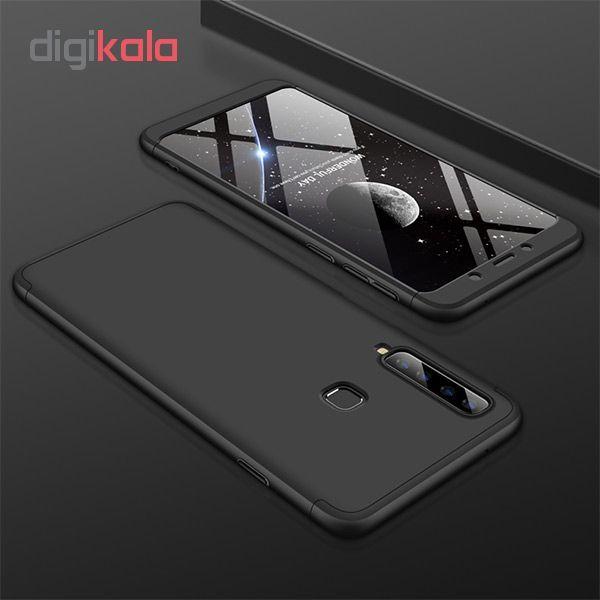 کاور 360 درجه جی کی کی مدل G-02 مناسب برای گوشی موبایل سامسونگ Galaxy A9 2018 main 1 3