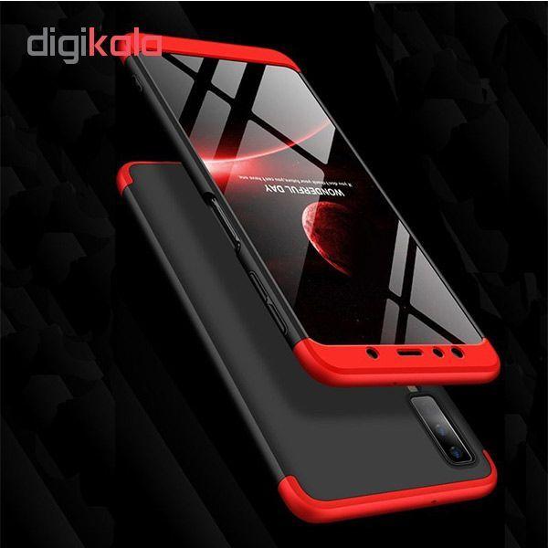 کاور 360 درجه جی کی کی مدل G-02 مناسب برای گوشی موبایل سامسونگ Galaxy A9 2018 main 1 4