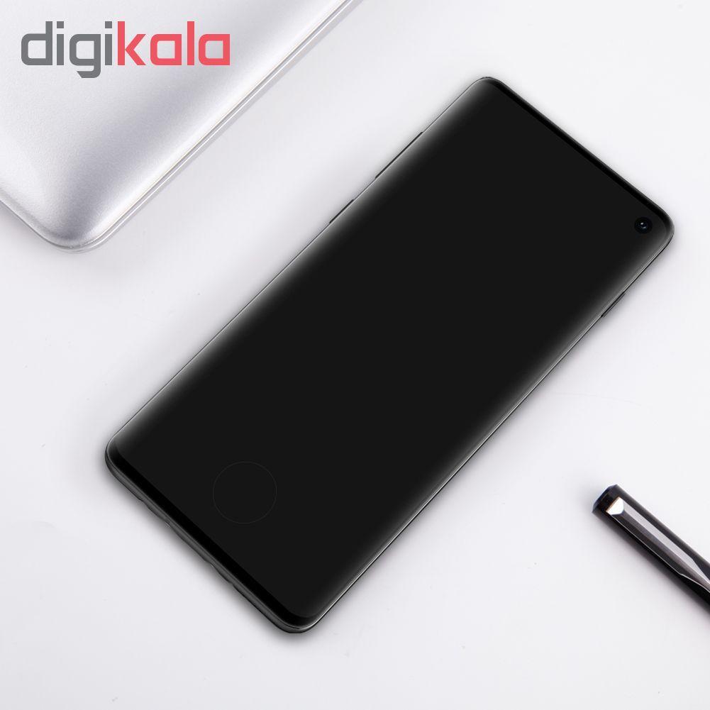 محافظ صفحه نمایش نیلکین مدل CP plus MAX مناسب برای گوشی موبایل سامسونگ Galaxy S10  main 1 15