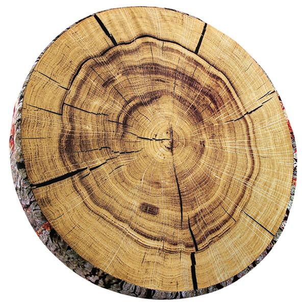 کوسن طرح  تنه درخت