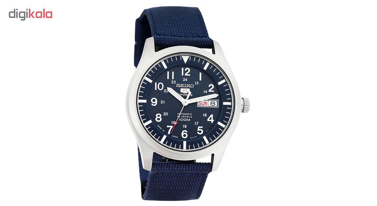 خرید ساعت مچی عقربه ای مردانه سیکو مدل SNZG11J1