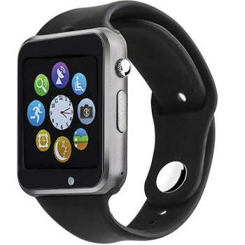 ساعت هوشمند جی تب مدل W101  همراه محافظ صفحه نمایش شیدتگ
