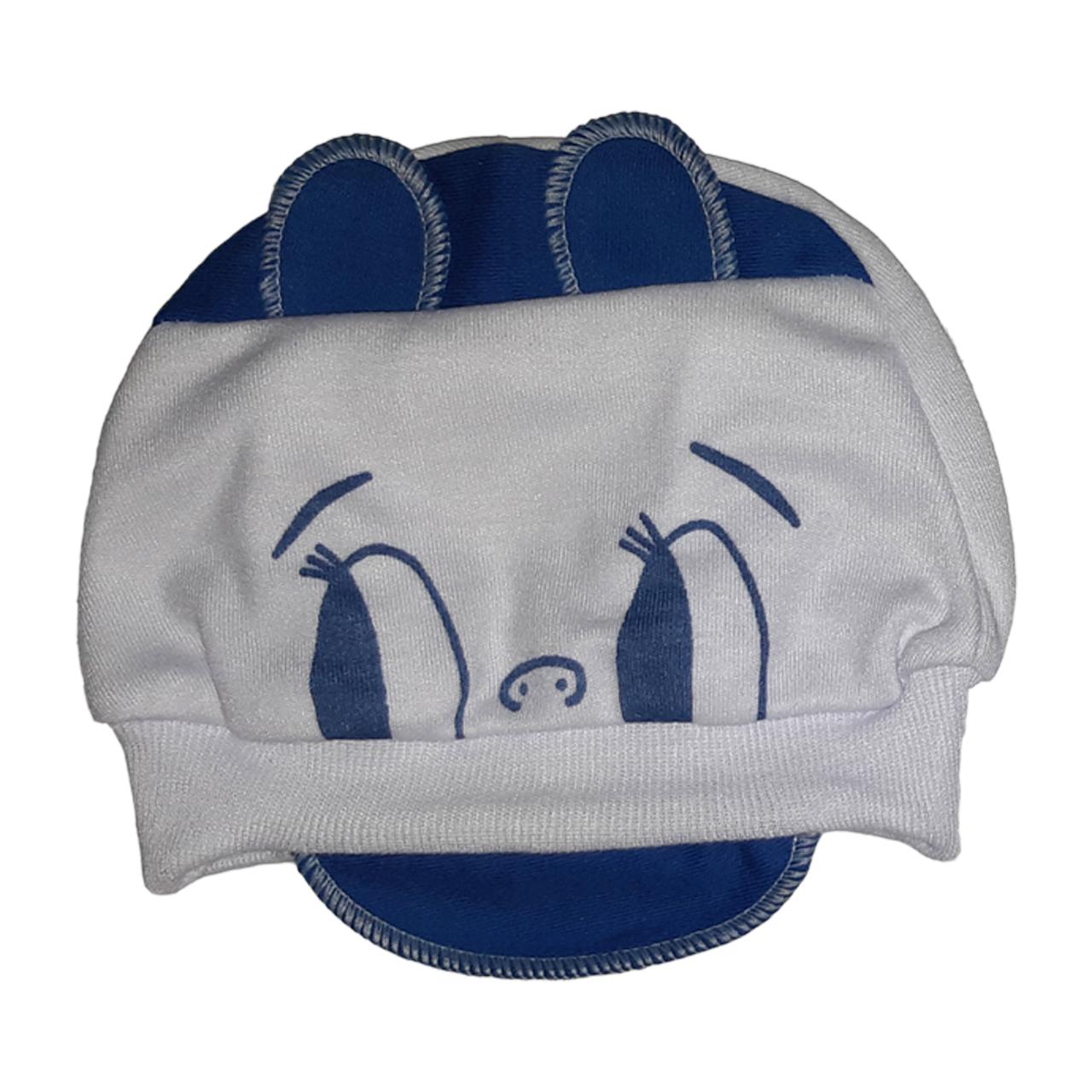 کلاه نوزاد کد BH3