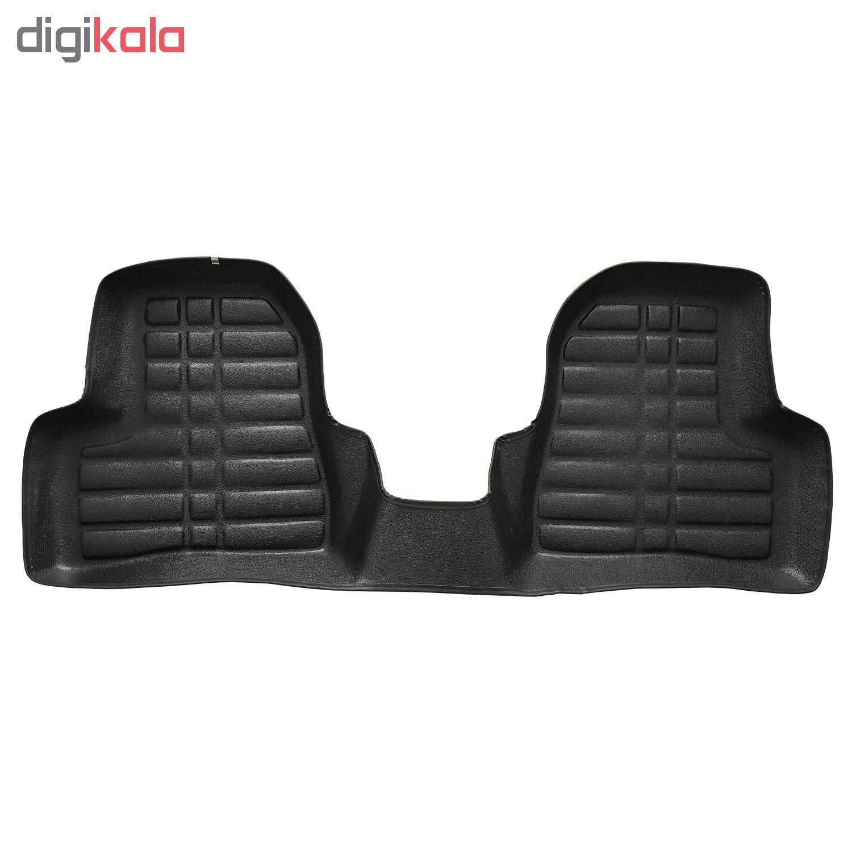 کفپوش سه بعدی ( پلی اورتان ) خودرو مناسب برای پژو 206 main 1 5