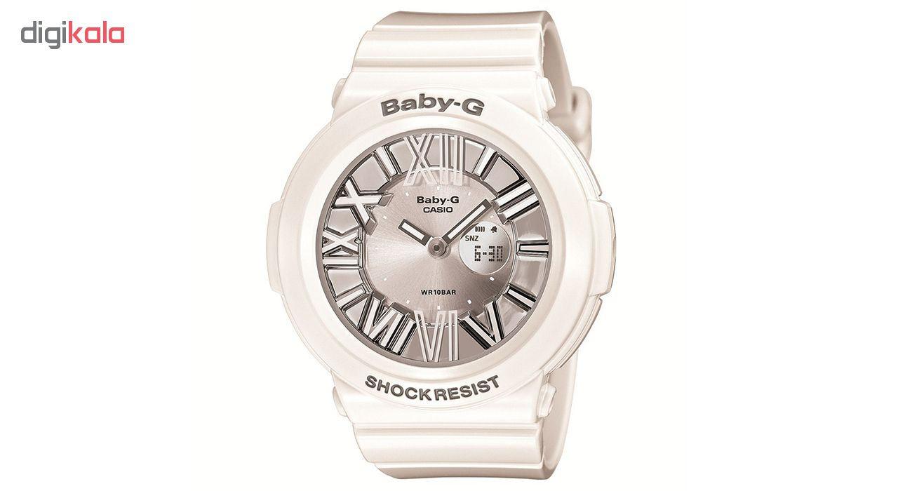 ساعت مچی عقربه ای زنانه کاسیو مدل BGA-160-7B1DR