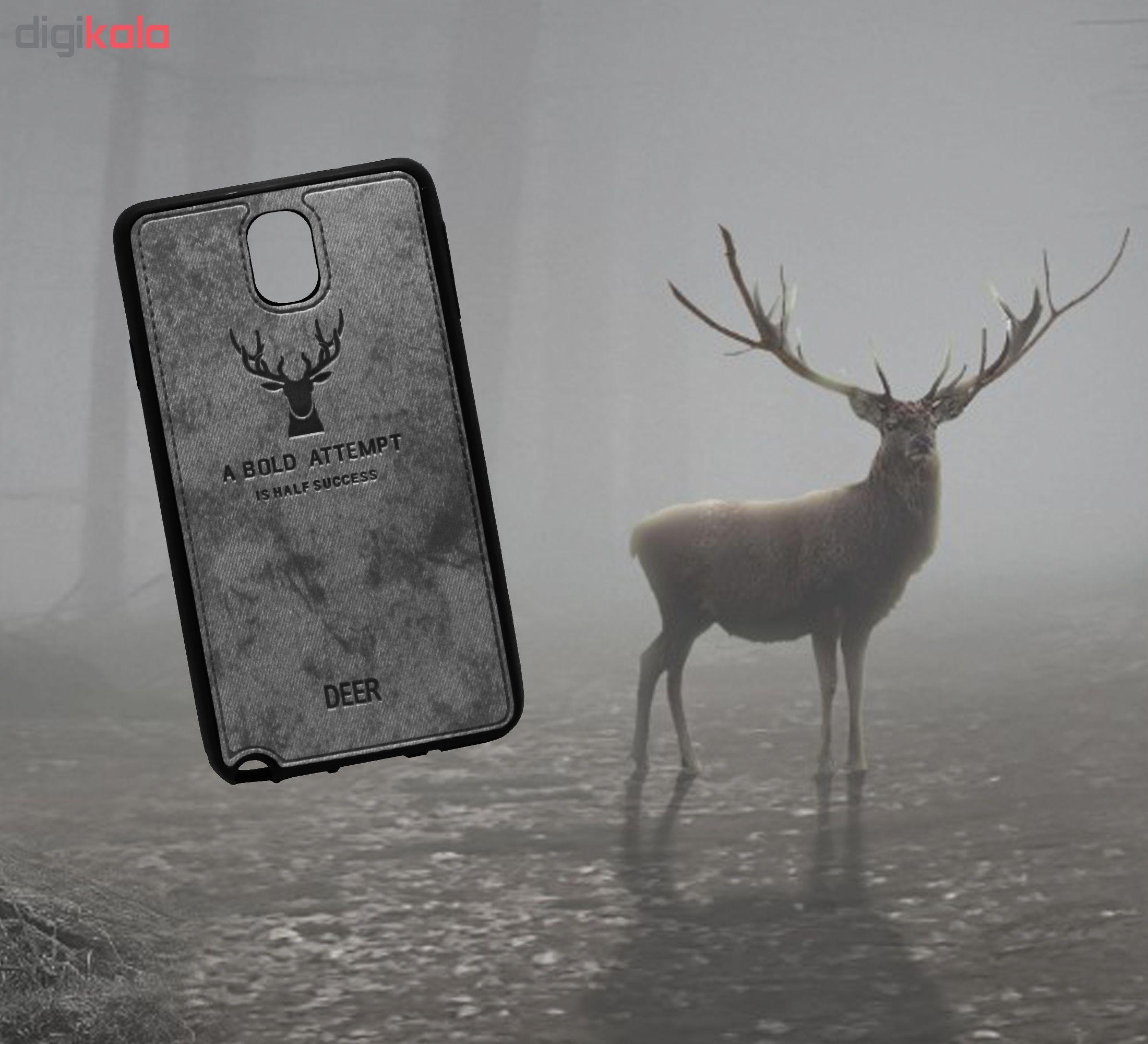 کاور مدل 01-De مناسب برای گوشی موبایل سامسونگ Galaxy note 3              ( قیمت و خرید)