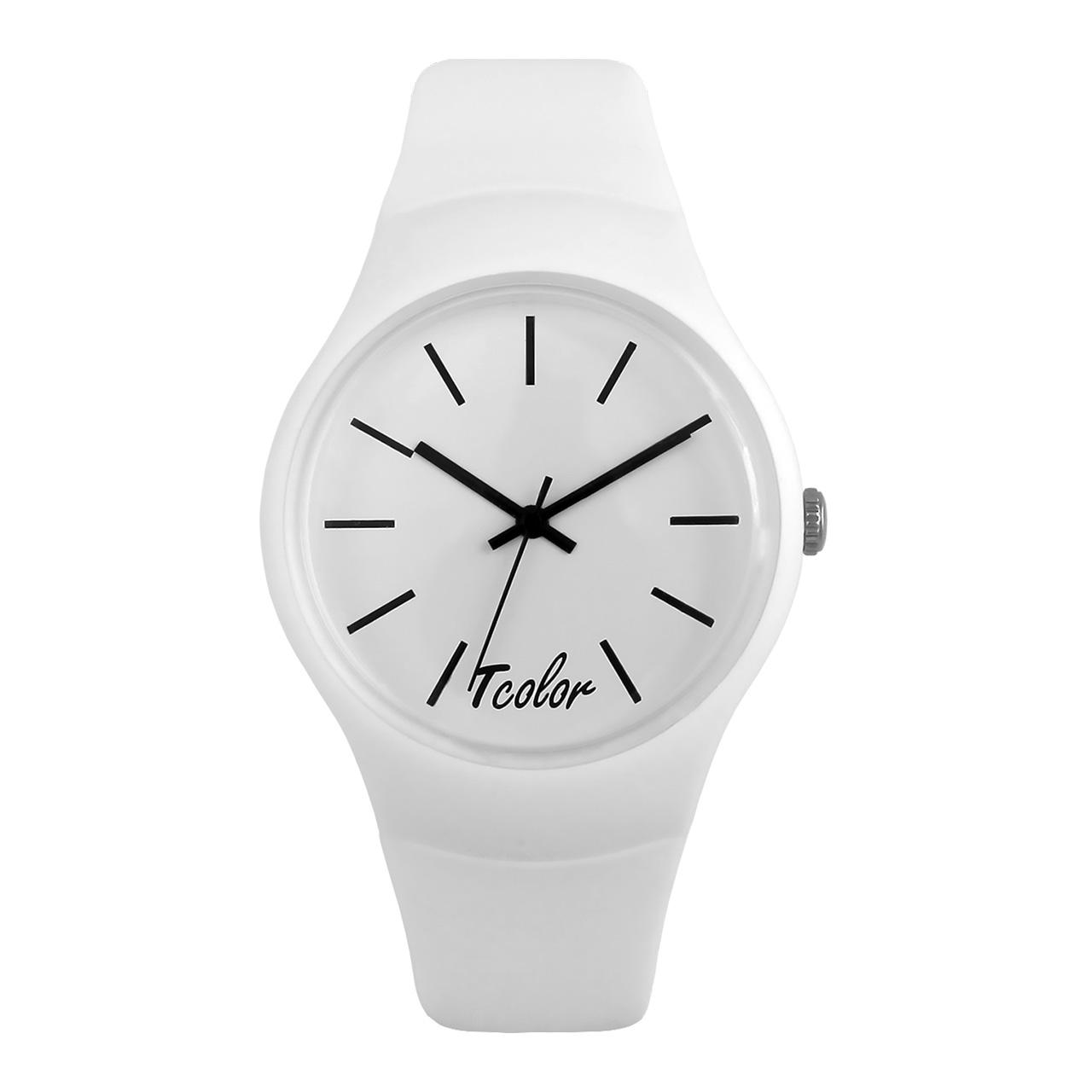 ساعت مچی عقربه ای زنانه تی کالر مدل  TU011