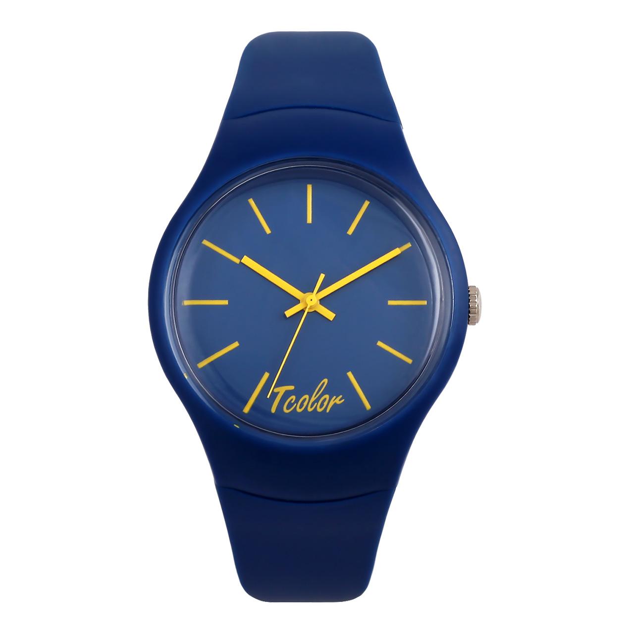 ساعت مچی عقربه ای زنانه تی کالر مدل   TU010 5