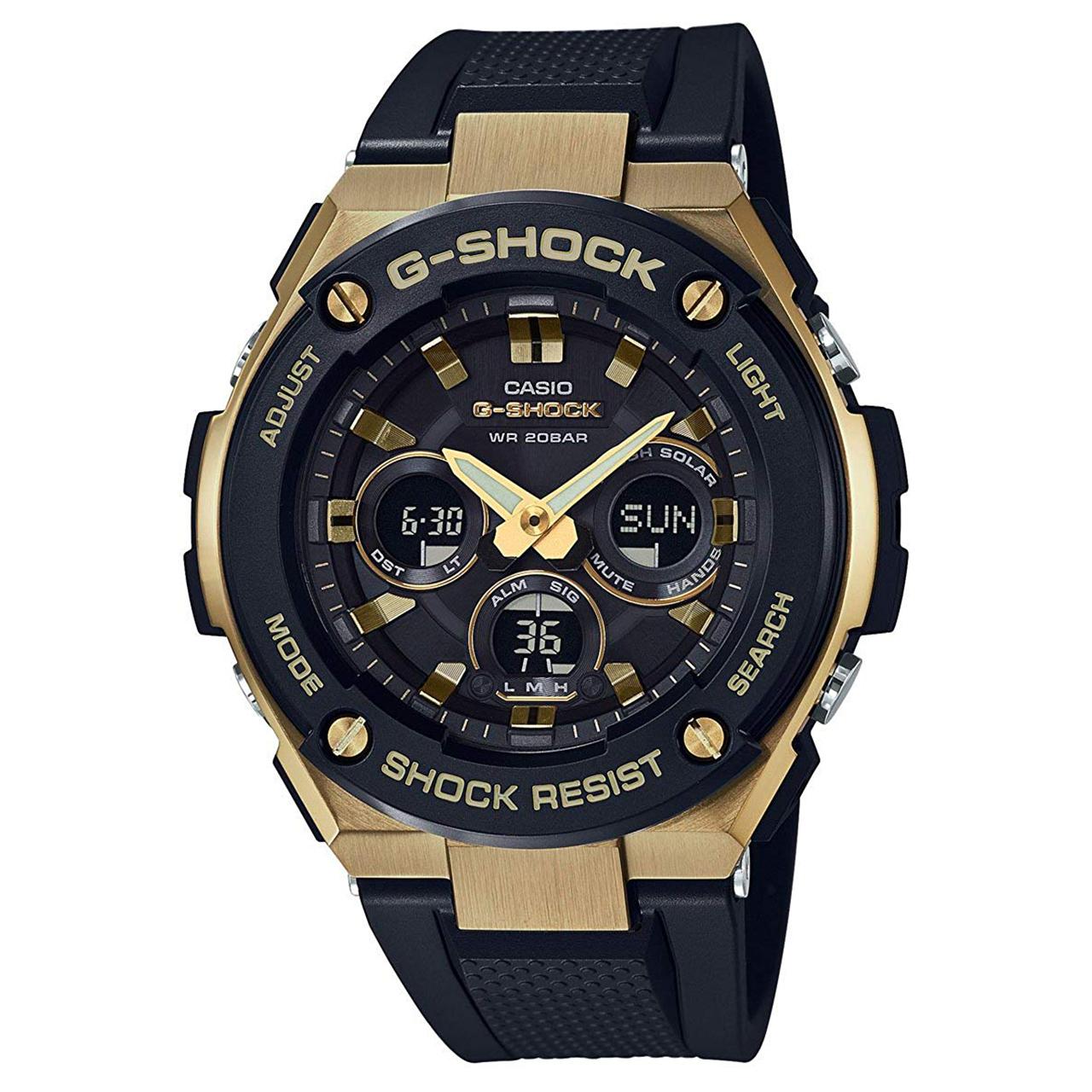 ساعت  کاسیو مدل GST-S300G-1A9DR