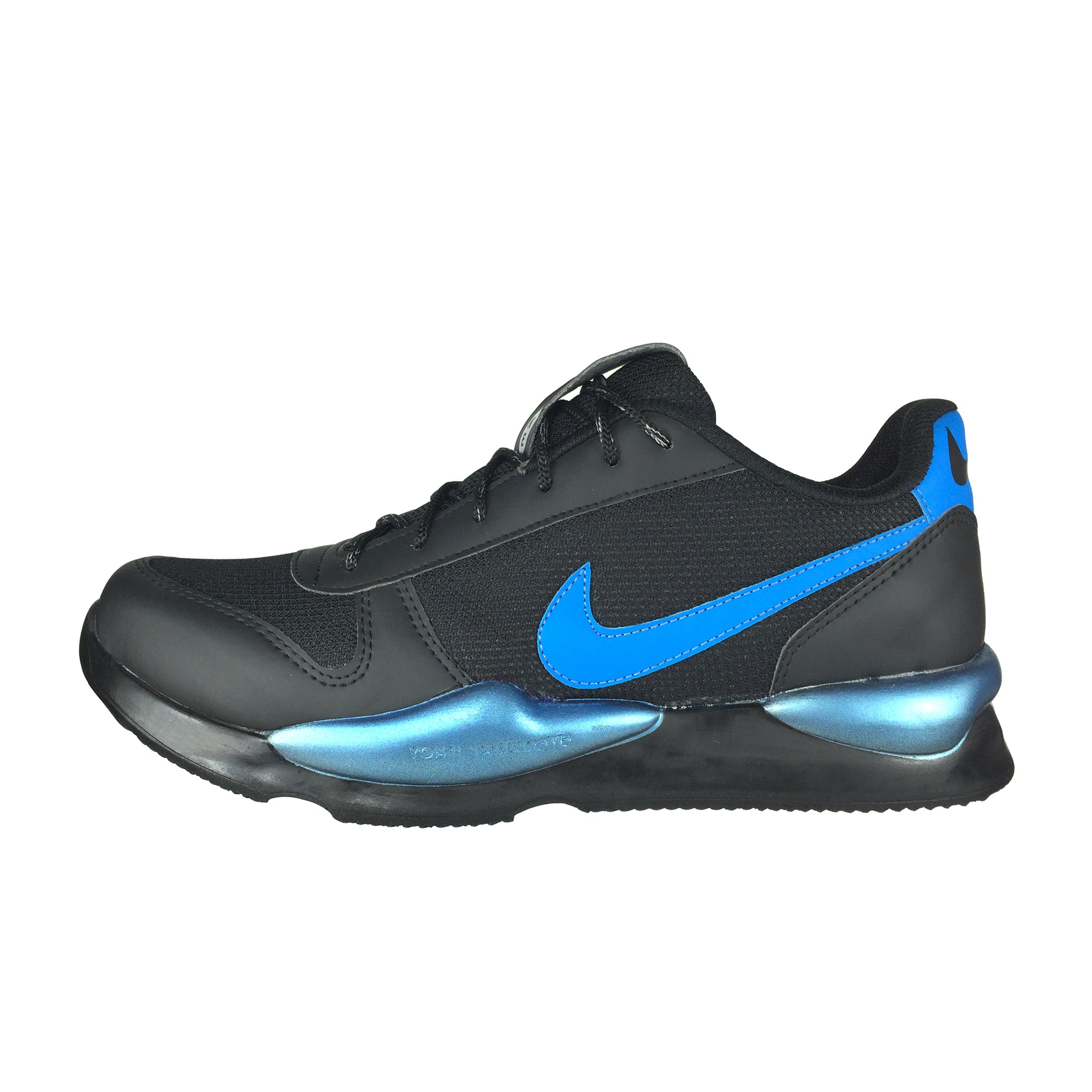 کفش مخصوص پیاده روی مردانه مدل B504 رنگ مشکی