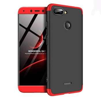 کاور 360 درجه جی کی کی مدل G-02 مناسب برای گوشی موبایل شیائومی Redmi 6