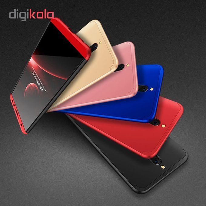 کاور 360 درجه جی کی کی مدل G-02 مناسب برای گوشی موبایل هوآوی Mate 10 Lite / آنر 9i main 1 3