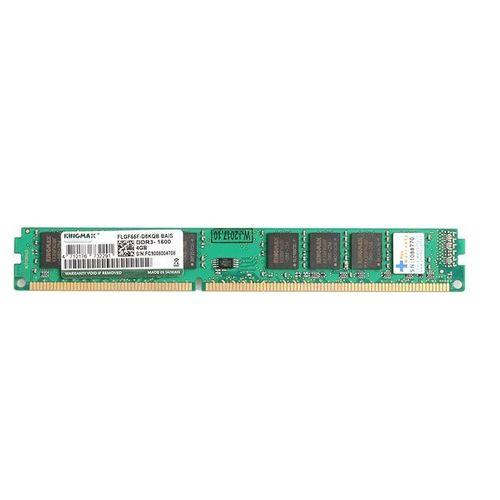 رم دسکتاپ DDR3 تک کاناله 1333 مگاهرتز  CL9 کینگ مکس مدل FLGF65F ظرفیت 4 گیگابایت