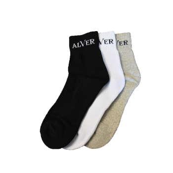 جوراب مردانه آلور کد 001 مجموعه 3 عددی