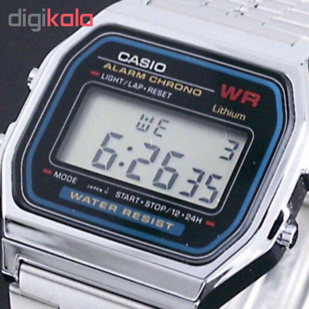 خرید ساعت مچی دیجیتال مردانه  مدل CA101