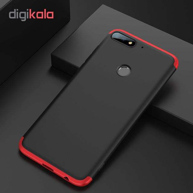 کاور 360 درجه جی کی کی مدل G-02 مناسب برای گوشی موبایل هوآوی Y7 Prime 2018 main 1 1