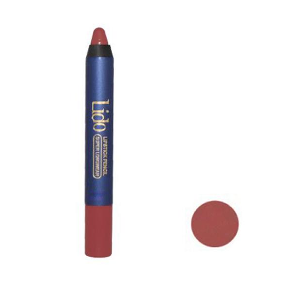 رژ لب مدادی لیدو شماره 122